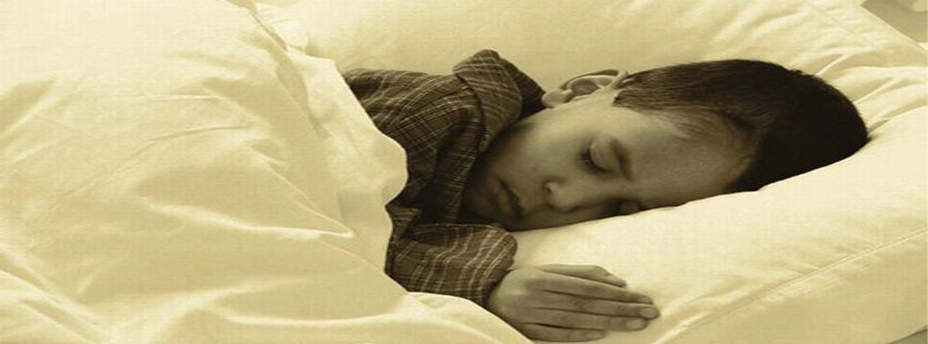 Sleep helps kids behave better in school