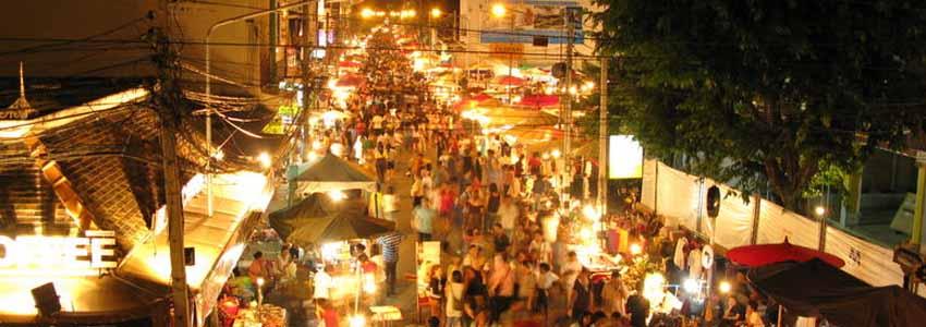 Chiang Mai Sunday Night Walking Street
