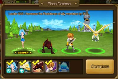 summoners war sky arena monsters