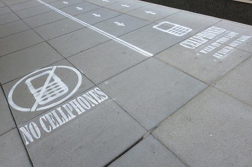 washington dv texting lane